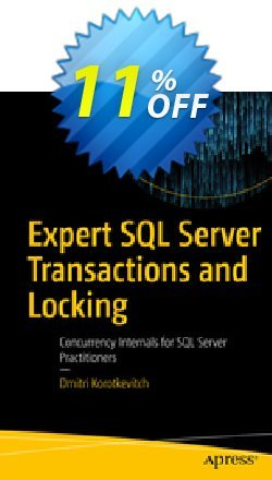 Expert SQL Server Transactions and Locking - Korotkevitch  Coupon discount Expert SQL Server Transactions and Locking (Korotkevitch) Deal - Expert SQL Server Transactions and Locking (Korotkevitch) Exclusive Easter Sale offer for iVoicesoft