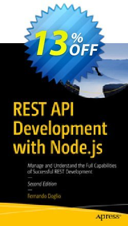 REST API Development with Node.js - Doglio  Coupon, discount REST API Development with Node.js (Doglio) Deal. Promotion: REST API Development with Node.js (Doglio) Exclusive Easter Sale offer for iVoicesoft