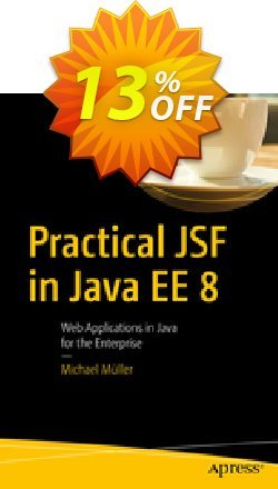 Practical JSF in Java EE 8 - Müller  Coupon, discount Practical JSF in Java EE 8 (Müller) Deal. Promotion: Practical JSF in Java EE 8 (Müller) Exclusive Easter Sale offer for iVoicesoft
