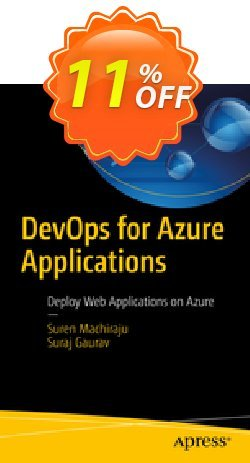 DevOps for Azure Applications - Machiraju  Coupon discount DevOps for Azure Applications (Machiraju) Deal - DevOps for Azure Applications (Machiraju) Exclusive Easter Sale offer for iVoicesoft