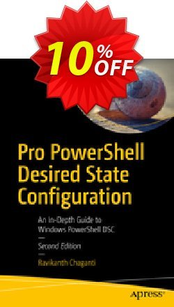 Pro PowerShell Desired State Configuration - Chaganti  Coupon, discount Pro PowerShell Desired State Configuration (Chaganti) Deal. Promotion: Pro PowerShell Desired State Configuration (Chaganti) Exclusive Easter Sale offer for iVoicesoft