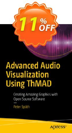 Advanced Audio Visualization Using ThMAD - Späth  Coupon, discount Advanced Audio Visualization Using ThMAD (Späth) Deal. Promotion: Advanced Audio Visualization Using ThMAD (Späth) Exclusive Easter Sale offer for iVoicesoft