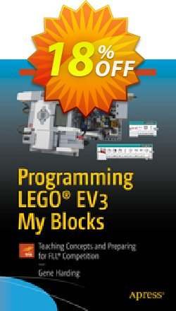 Programming LEGO® EV3 My Blocks - Harding  Coupon, discount Programming LEGO® EV3 My Blocks (Harding) Deal. Promotion: Programming LEGO® EV3 My Blocks (Harding) Exclusive Easter Sale offer for iVoicesoft