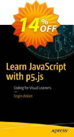 Learn JavaScript with p5.js - Arslan  Coupon, discount Learn JavaScript with p5.js (Arslan) Deal. Promotion: Learn JavaScript with p5.js (Arslan) Exclusive Easter Sale offer for iVoicesoft