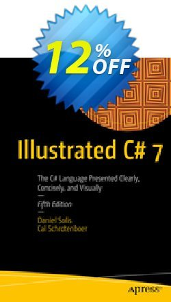Illustrated C# 7 - Solis  Coupon discount Illustrated C# 7 (Solis) Deal - Illustrated C# 7 (Solis) Exclusive Easter Sale offer for iVoicesoft