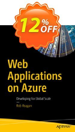 Web Applications on Azure - Reagan  Coupon discount Web Applications on Azure (Reagan) Deal - Web Applications on Azure (Reagan) Exclusive Easter Sale offer for iVoicesoft