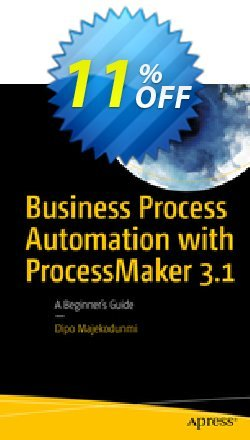 Business Process Automation with ProcessMaker 3.1 - Majekodunmi  Coupon, discount Business Process Automation with ProcessMaker 3.1 (Majekodunmi) Deal. Promotion: Business Process Automation with ProcessMaker 3.1 (Majekodunmi) Exclusive Easter Sale offer for iVoicesoft