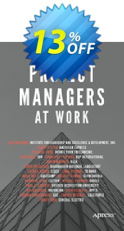 Project Managers at Work - Harpham  Coupon discount Project Managers at Work (Harpham) Deal - Project Managers at Work (Harpham) Exclusive Easter Sale offer for iVoicesoft