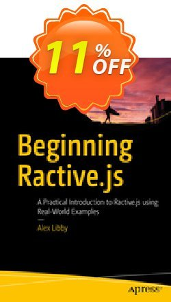 Beginning Ractive.js - Libby  Coupon, discount Beginning Ractive.js (Libby) Deal. Promotion: Beginning Ractive.js (Libby) Exclusive Easter Sale offer for iVoicesoft