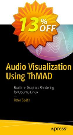 Audio Visualization Using ThMAD - Späth  Coupon, discount Audio Visualization Using ThMAD (Späth) Deal. Promotion: Audio Visualization Using ThMAD (Späth) Exclusive Easter Sale offer for iVoicesoft