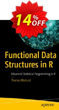 Functional Data Structures in R - Mailund  Coupon, discount Functional Data Structures in R (Mailund) Deal. Promotion: Functional Data Structures in R (Mailund) Exclusive Easter Sale offer for iVoicesoft