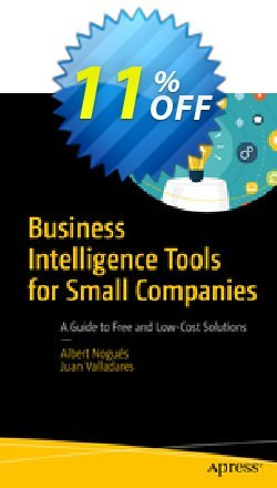 Business Intelligence Tools for Small Companies - Nogués  Coupon, discount Business Intelligence Tools for Small Companies (Nogués) Deal. Promotion: Business Intelligence Tools for Small Companies (Nogués) Exclusive Easter Sale offer for iVoicesoft