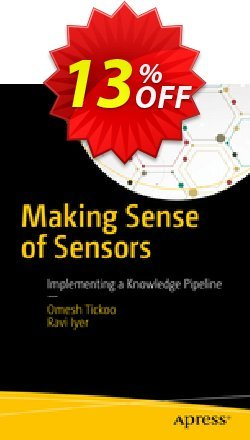 Making Sense of Sensors - Tickoo  Coupon, discount Making Sense of Sensors (Tickoo) Deal. Promotion: Making Sense of Sensors (Tickoo) Exclusive Easter Sale offer for iVoicesoft
