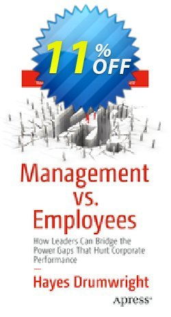 Management vs. Employees - Drumwright  Coupon, discount Management vs. Employees (Drumwright) Deal. Promotion: Management vs. Employees (Drumwright) Exclusive Easter Sale offer for iVoicesoft