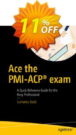 Ace the PMI-ACP® exam - Boral  Coupon, discount Ace the PMI-ACP® exam (Boral) Deal. Promotion: Ace the PMI-ACP® exam (Boral) Exclusive Easter Sale offer for iVoicesoft
