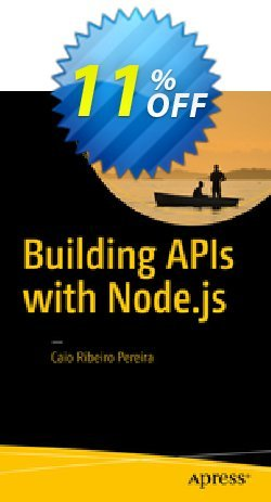 Building APIs with Node.js - Pereira  Coupon, discount Building APIs with Node.js (Pereira) Deal. Promotion: Building APIs with Node.js (Pereira) Exclusive Easter Sale offer for iVoicesoft