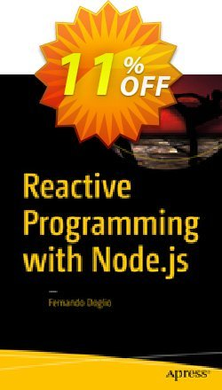 Reactive Programming with Node.js - Doglio  Coupon, discount Reactive Programming with Node.js (Doglio) Deal. Promotion: Reactive Programming with Node.js (Doglio) Exclusive Easter Sale offer for iVoicesoft