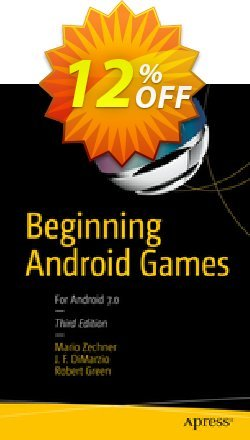 Beginning Android Games - Zechner  Coupon discount Beginning Android Games (Zechner) Deal - Beginning Android Games (Zechner) Exclusive Easter Sale offer for iVoicesoft