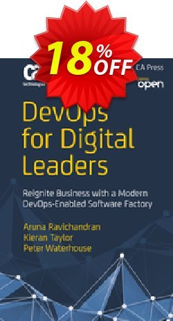 DevOps for Digital Leaders - Ravichandran  Coupon discount DevOps for Digital Leaders (Ravichandran) Deal - DevOps for Digital Leaders (Ravichandran) Exclusive Easter Sale offer for iVoicesoft