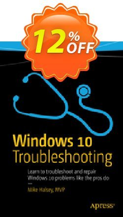Windows 10 Troubleshooting - Halsey  Coupon discount Windows 10 Troubleshooting (Halsey) Deal - Windows 10 Troubleshooting (Halsey) Exclusive Easter Sale offer for iVoicesoft