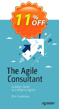 The Agile Consultant - Freedman  Coupon discount The Agile Consultant (Freedman) Deal - The Agile Consultant (Freedman) Exclusive Easter Sale offer for iVoicesoft