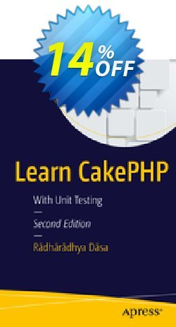 Learn CakePHP - Dāsa  Coupon, discount Learn CakePHP (Dāsa) Deal. Promotion: Learn CakePHP (Dāsa) Exclusive Easter Sale offer for iVoicesoft