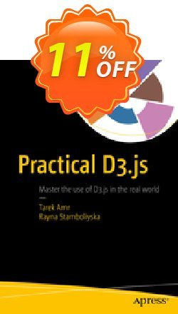 Practical D3.js - Amr  Coupon, discount Practical D3.js (Amr) Deal. Promotion: Practical D3.js (Amr) Exclusive Easter Sale offer for iVoicesoft