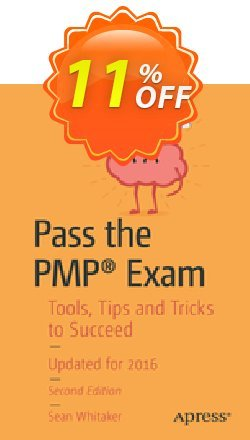 Pass the PMP® Exam - Whitaker  Coupon, discount Pass the PMP® Exam (Whitaker) Deal. Promotion: Pass the PMP® Exam (Whitaker) Exclusive Easter Sale offer for iVoicesoft