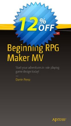 Beginning RPG Maker MV - Perez  Coupon discount Beginning RPG Maker MV (Perez) Deal - Beginning RPG Maker MV (Perez) Exclusive Easter Sale offer for iVoicesoft