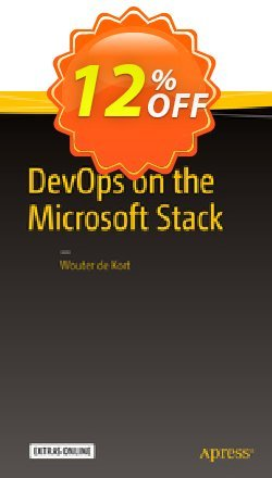 DevOps on the Microsoft Stack - de Kort  Coupon discount DevOps on the Microsoft Stack (de Kort) Deal - DevOps on the Microsoft Stack (de Kort) Exclusive Easter Sale offer for iVoicesoft