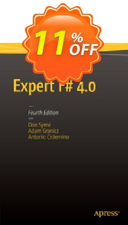 Expert F# 4.0 - Syme  Coupon, discount Expert F# 4.0 (Syme) Deal. Promotion: Expert F# 4.0 (Syme) Exclusive Easter Sale offer for iVoicesoft