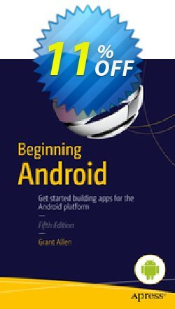 Beginning Android - Allen  Coupon discount Beginning Android (Allen) Deal - Beginning Android (Allen) Exclusive Easter Sale offer for iVoicesoft