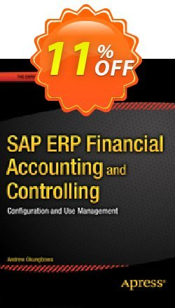 SAP ERP Financial Accounting and Controlling - Okungbowa  Coupon, discount SAP ERP Financial Accounting and Controlling (Okungbowa) Deal. Promotion: SAP ERP Financial Accounting and Controlling (Okungbowa) Exclusive Easter Sale offer for iVoicesoft