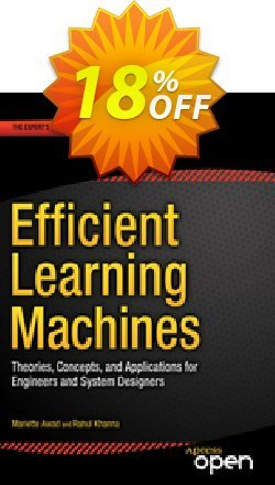 Efficient Learning Machines - Awad  Coupon, discount Efficient Learning Machines (Awad) Deal. Promotion: Efficient Learning Machines (Awad) Exclusive Easter Sale offer for iVoicesoft