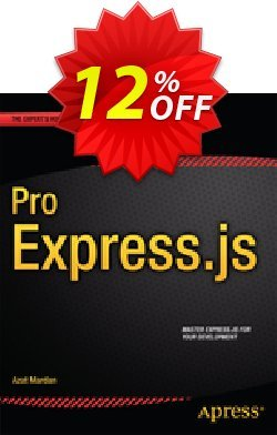Pro Express.js - Mardan  Coupon, discount Pro Express.js (Mardan) Deal. Promotion: Pro Express.js (Mardan) Exclusive Easter Sale offer for iVoicesoft