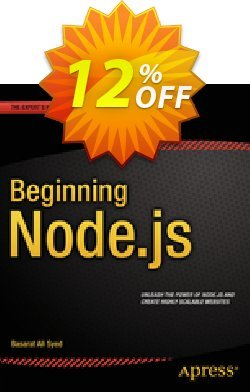 Beginning Node.js - Syed  Coupon, discount Beginning Node.js (Syed) Deal. Promotion: Beginning Node.js (Syed) Exclusive Easter Sale offer for iVoicesoft