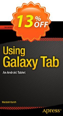Using Galaxy Tab - Karch  Coupon, discount Using Galaxy Tab (Karch) Deal. Promotion: Using Galaxy Tab (Karch) Exclusive Easter Sale offer for iVoicesoft