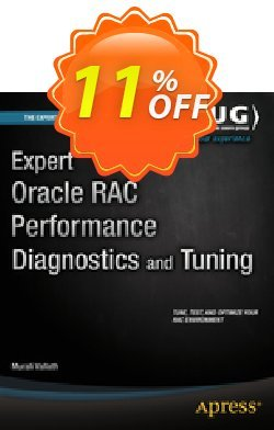 Expert Oracle RAC Performance Diagnostics and Tuning - Vallath  Coupon discount Expert Oracle RAC Performance Diagnostics and Tuning (Vallath) Deal. Promotion: Expert Oracle RAC Performance Diagnostics and Tuning (Vallath) Exclusive Easter Sale offer for iVoicesoft