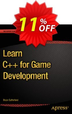 Learn C++ for Game Development - Sutherland  Coupon, discount Learn C++ for Game Development (Sutherland) Deal. Promotion: Learn C++ for Game Development (Sutherland) Exclusive Easter Sale offer for iVoicesoft