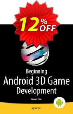 Beginning Android 3D Game Development - Chin  Coupon discount Beginning Android 3D Game Development (Chin) Deal - Beginning Android 3D Game Development (Chin) Exclusive Easter Sale offer for iVoicesoft