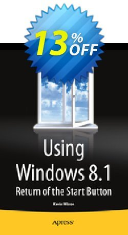 Using Windows 8.1 - Wilson  Coupon, discount Using Windows 8.1 (Wilson) Deal. Promotion: Using Windows 8.1 (Wilson) Exclusive Easter Sale offer for iVoicesoft