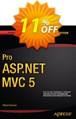 Pro ASP.NET MVC 5 - Freeman  Coupon discount Pro ASP.NET MVC 5 (Freeman) Deal - Pro ASP.NET MVC 5 (Freeman) Exclusive Easter Sale offer for iVoicesoft