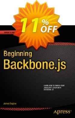 Beginning Backbone.js - Sugrue  Coupon, discount Beginning Backbone.js (Sugrue) Deal. Promotion: Beginning Backbone.js (Sugrue) Exclusive Easter Sale offer for iVoicesoft
