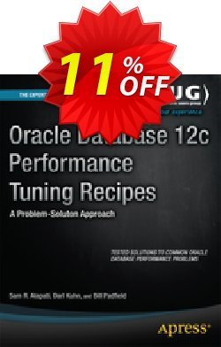 Oracle Database 12c Performance Tuning Recipes - Alapati  Coupon discount Oracle Database 12c Performance Tuning Recipes (Alapati) Deal - Oracle Database 12c Performance Tuning Recipes (Alapati) Exclusive Easter Sale offer for iVoicesoft