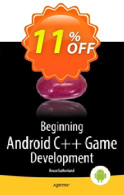 Beginning Android C++ Game Development - Sutherland  Coupon discount Beginning Android C++ Game Development (Sutherland) Deal - Beginning Android C++ Game Development (Sutherland) Exclusive Easter Sale offer for iVoicesoft