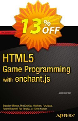 HTML5 Game Programming with enchant.js - Shimizu  Coupon, discount HTML5 Game Programming with enchant.js (Shimizu) Deal. Promotion: HTML5 Game Programming with enchant.js (Shimizu) Exclusive Easter Sale offer for iVoicesoft
