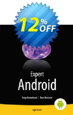Expert Android - Komatineni  Coupon, discount Expert Android (Komatineni) Deal. Promotion: Expert Android (Komatineni) Exclusive Easter Sale offer for iVoicesoft