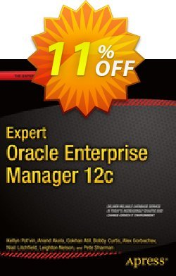 Expert Oracle Enterprise Manager 12c - Pot'Vin  Coupon discount Expert Oracle Enterprise Manager 12c (Pot'Vin) Deal - Expert Oracle Enterprise Manager 12c (Pot'Vin) Exclusive Easter Sale offer for iVoicesoft