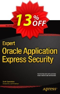 Expert Oracle Application Express Security - Spendolini  Coupon discount Expert Oracle Application Express Security (Spendolini) Deal - Expert Oracle Application Express Security (Spendolini) Exclusive Easter Sale offer for iVoicesoft