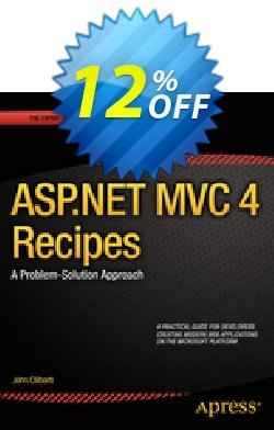 ASP.NET MVC 4 Recipes - Ciliberti  Coupon, discount ASP.NET MVC 4 Recipes (Ciliberti) Deal. Promotion: ASP.NET MVC 4 Recipes (Ciliberti) Exclusive Easter Sale offer for iVoicesoft